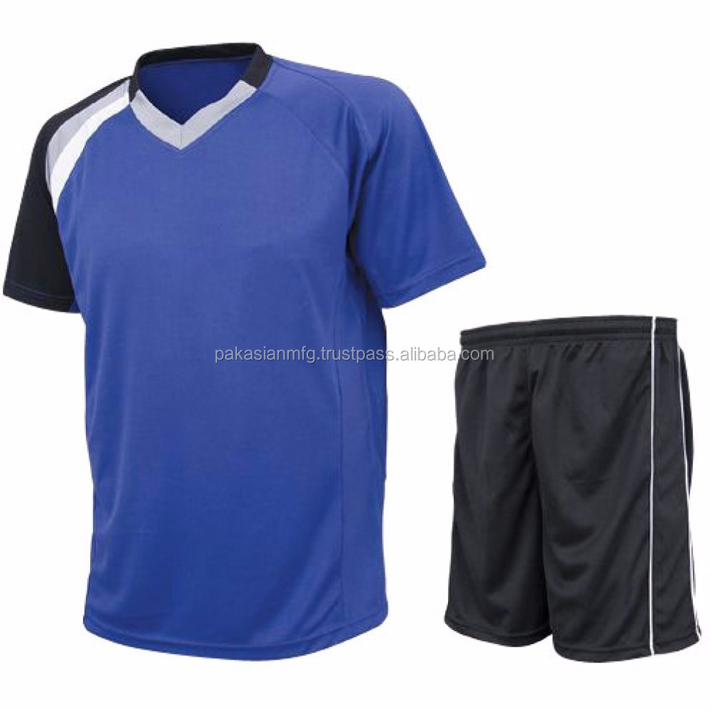 Custom Soccer Uniform Sets - Soccer Kits - 100% Polyester