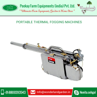 New Design Easy to Handle Portable Thermal Fogging Machine at Popular Rate