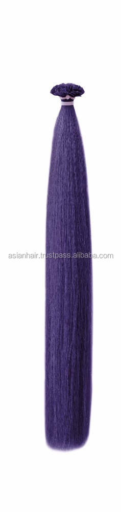 Best Selling Products in America Pre-bonded I Tip Hair Extension Natural Virgin Human Hair
