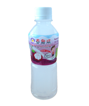 New Thai Ao Chi Mangosteen Fruit Juice with Nata de coco from Thailand