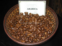 Roasted arabica coffee beans made in Viet Nam with Me Trang Brand
