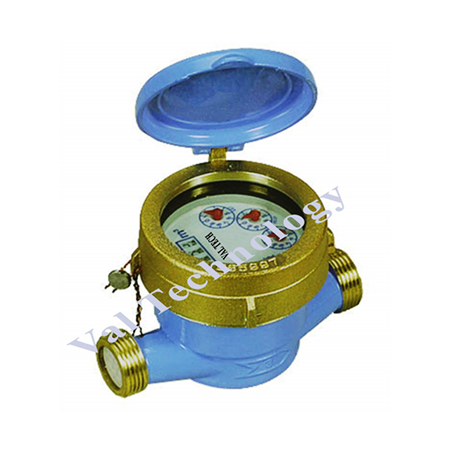 VTE - Rotary Vane Wheel Single-Jet Wet-Dial Cold Water Meter
