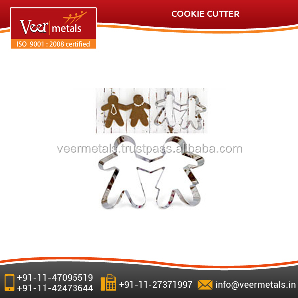Bulk Manufacture Cookie Cutter at Very Cheap Price