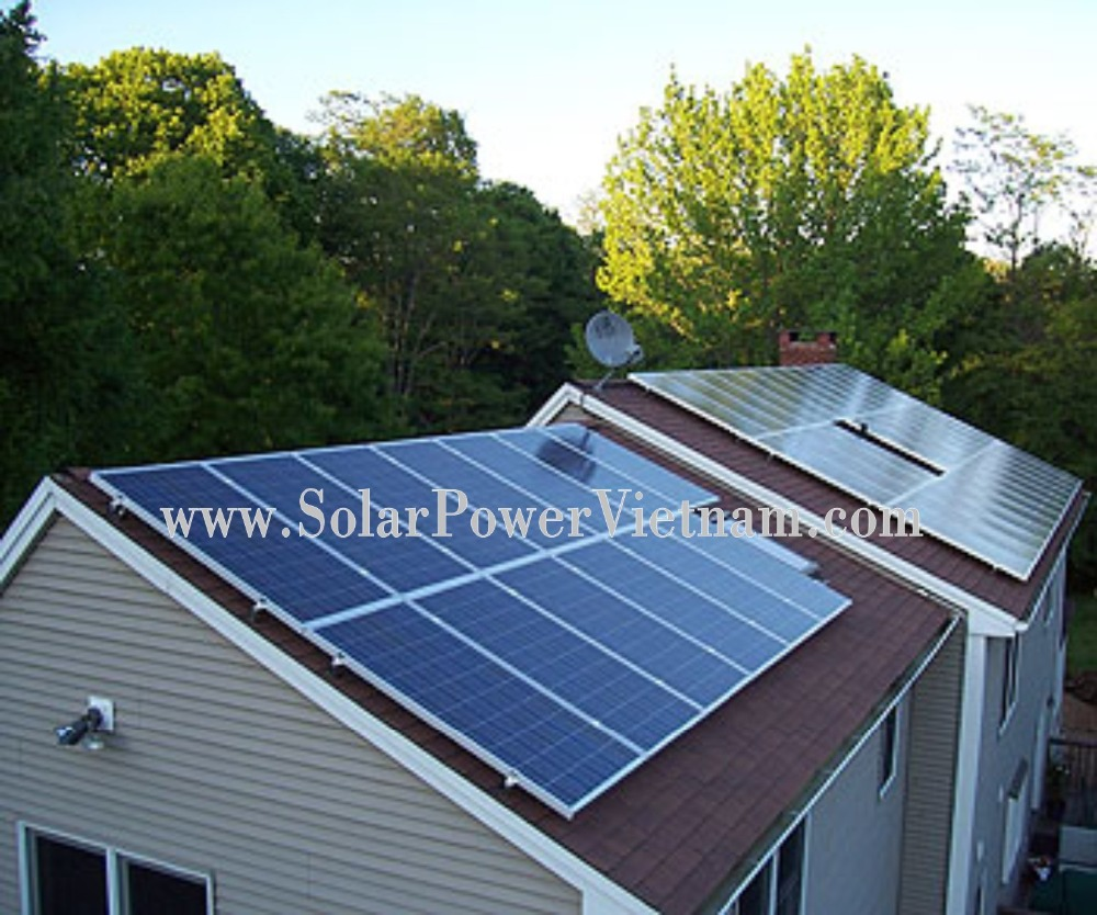 3000 watt solar panel kit for home use - solar kit