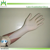 Top quality gloves factory disposable natural rubber glove