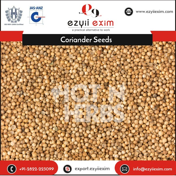 Economical Price Multi-Purpose Use Coriander Seed for Bulk Buyer