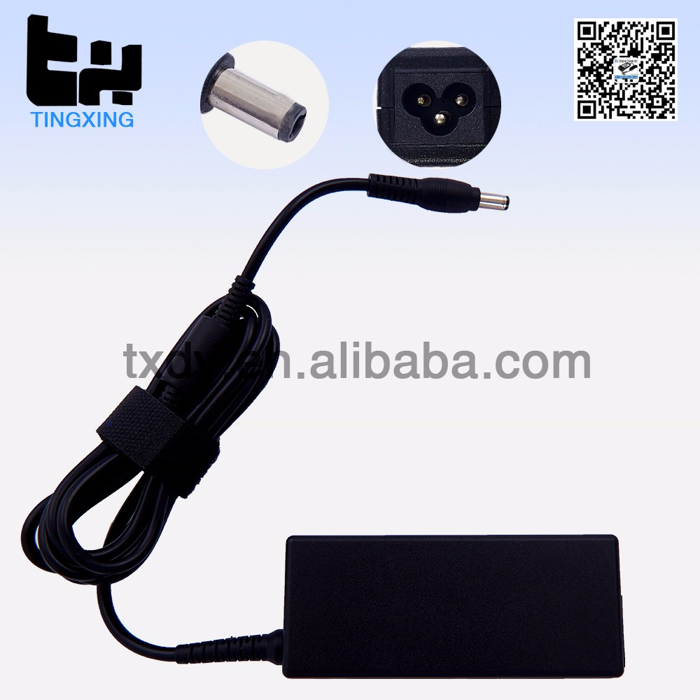 ac 19V 3.95A 5.5-2.5mm laptop adapter for toshiba pin power supply