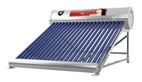 Best quality solar water heaters