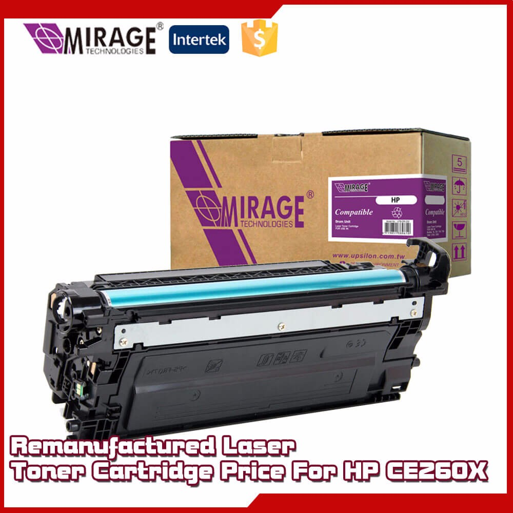60C Upsilon UKH toner cartridge CE260X