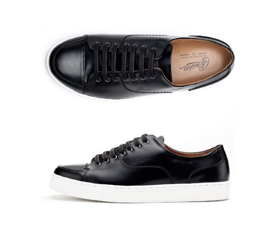 LEATHER SNEAKERS_SHOES