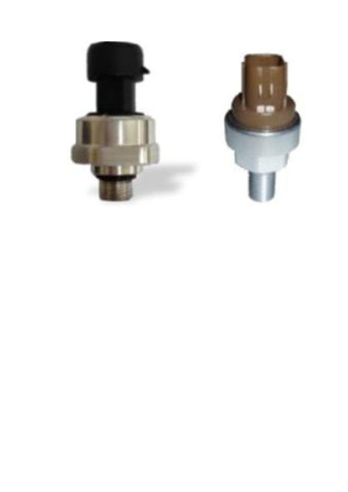 Pressure sensor for automobile