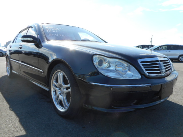 Durable and High quality used mercedes s-class for private