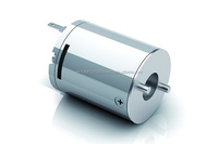 The DC tachogenerators can be used as actual value generators for speed control of DC motors.