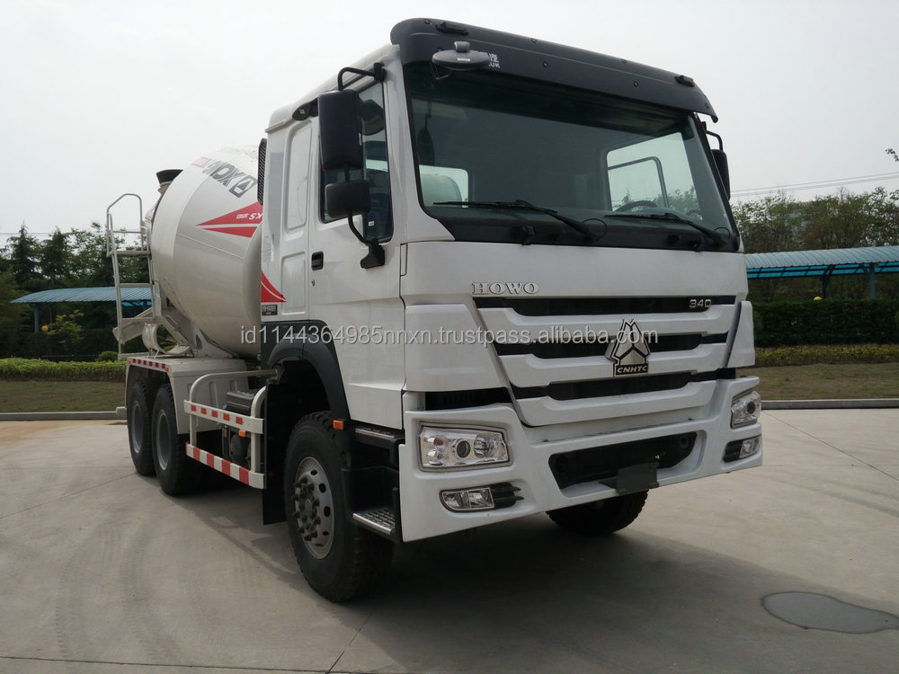 SCHWING 8m3-16m3 nissan concrete mixer truck made in china sell