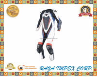 Leather Motorbike Suit different design with shape well/Custom Motorbike Leather Suit OEM & top quality