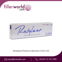 Facial Wrinkle Treatment Product Restylane Perlane Lidocaine (1x0.5 ml)