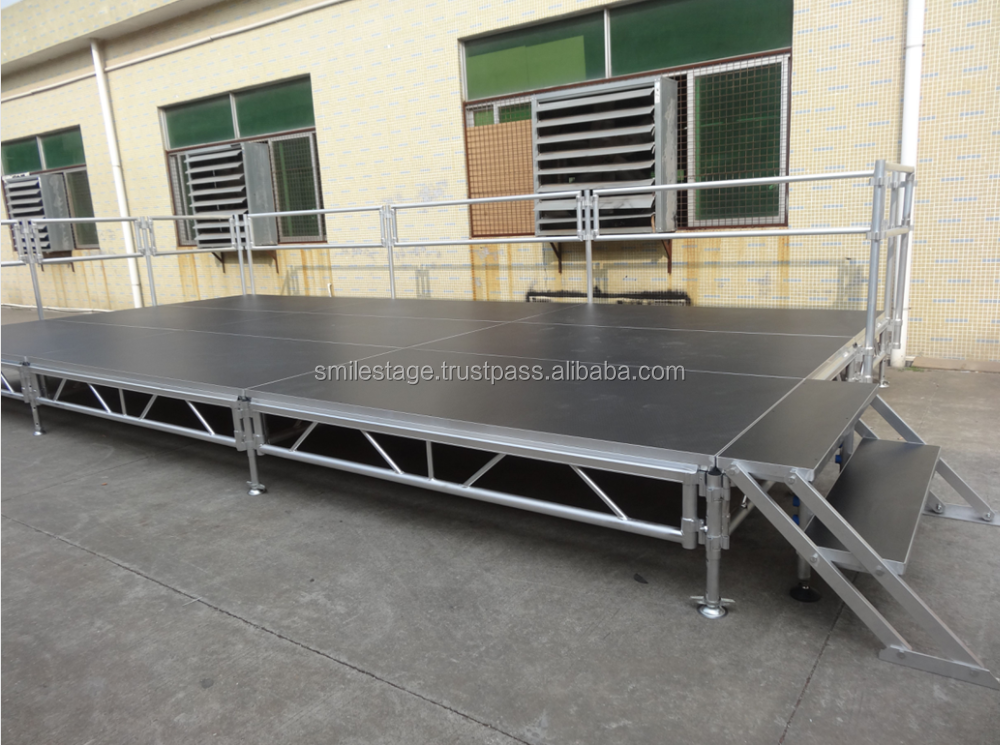 Rk event solution High Quality Aluminum Stage, Outdoor Concert Stage Sale connect stage equipment