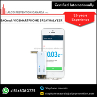 BACtrack Vio Smartphone Breathalyzer For Commercial