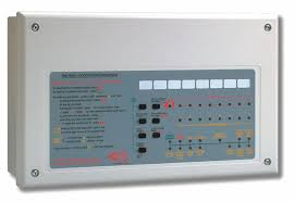 Fire Alarm Control Panel 2 Zone CFP Panel Non Expandable