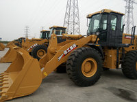 LONGGONG ZL50G mini tractors with front end loader for sale