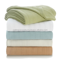 100% Cotton Thermal Hospital Blankets