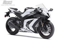 USED 2015 KWASAKI ZX10R ABS
