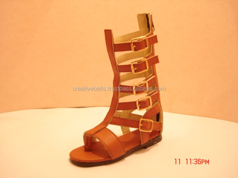 Fancy Baby gladiator sandals, Genuine leather latest product