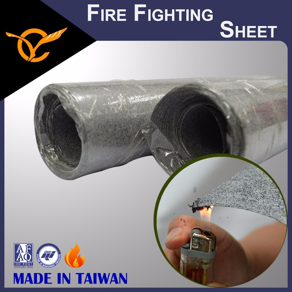 Fire Resistant Can Be Applied As A Firestop Products Intumescent Sheet