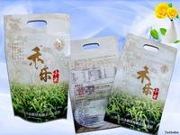 High quality custom compound packaging plastic bag for rice packaging