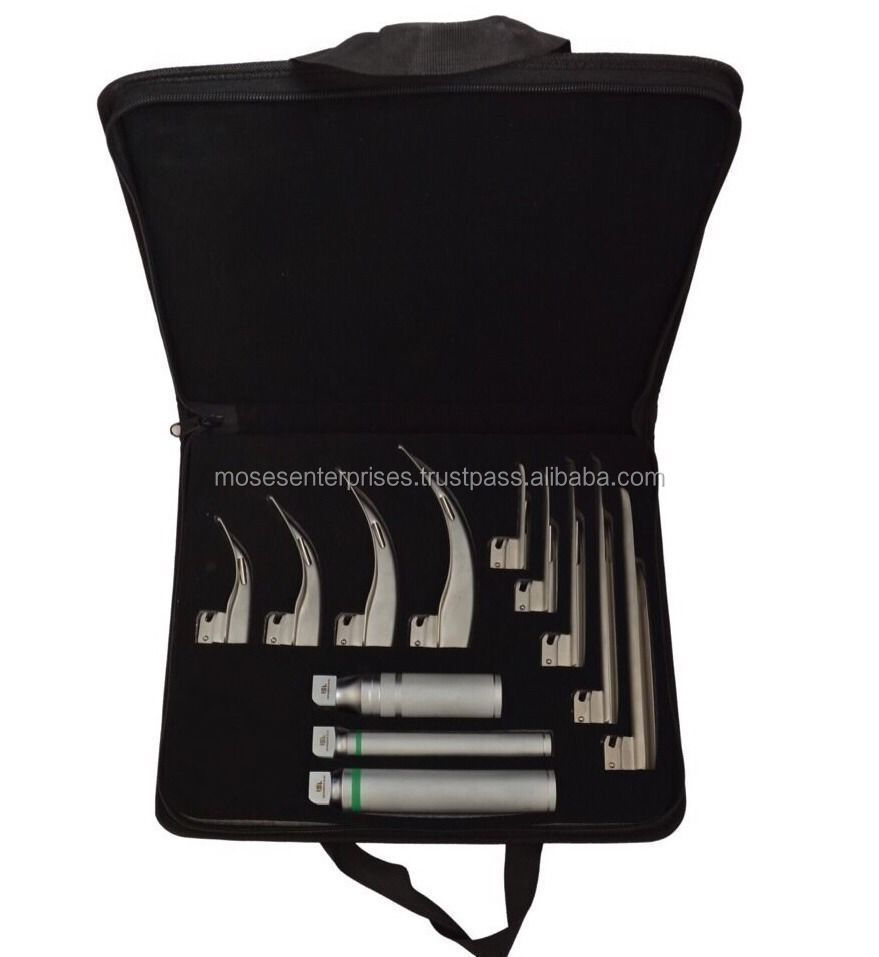 Company Best Price of Laryngoscope Set