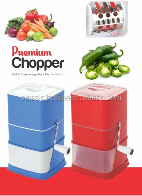 New Arrival Multi Color Vegetable Chopper
