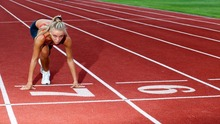 Sports Athletics Track System