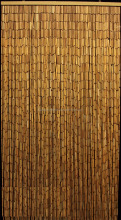 High quality best selling Natural Bamboo beaded Door Curtain made in viet Nam