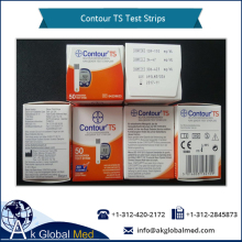 Contour TS Diabetic Test Strips with No Coding Technology