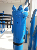 Eagle Claw Drill Bits, Sonde Housing with Eagle Claw Drill Bits