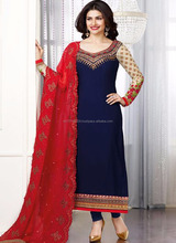 Celebrity salwar kameez - Women salwar kameez - Salwar kameez sleeves design - Wholesale clothing market