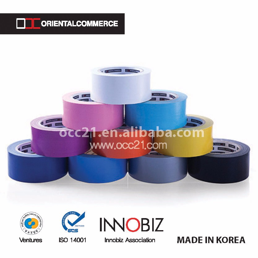 Korea cloth duct tape for carton sealing