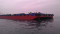 Ballast Deck Barge for sale