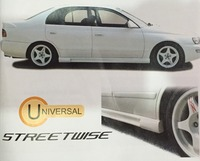 Carcept Universal Side Skirts spoiler body kits