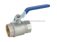 Water Media and Low Pressure Pressure brass ball valve ZAT-FD0754