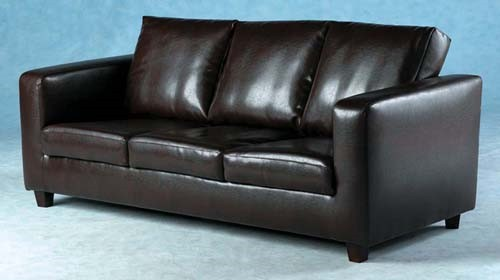 box or cube 3 seater sofa