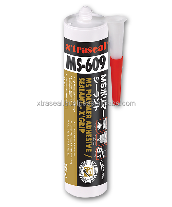 MS-609 MS Polymer Adhesive & Sealant - X'GRIP