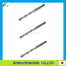 Professional Japan cutting tools drill bit(hex shank) for gypsum and calcium silicate board, step drill,hole saw also available