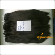 High Quality Hair Weave Vietnam Supplier Weft Unprocessed Straight Vietnamese Remy Virgin Human Hair Extension