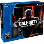 For Sony PlayStation 4 - 500 GB - Jet Black - includes Call of Duty Black Ops III