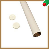 white color paper mailing tube
