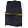 Navy Pocket Square, Production, Manufacturing, custom, Hankercheif,