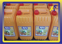 PALM OIL IN JERRY CAN PACKAGING