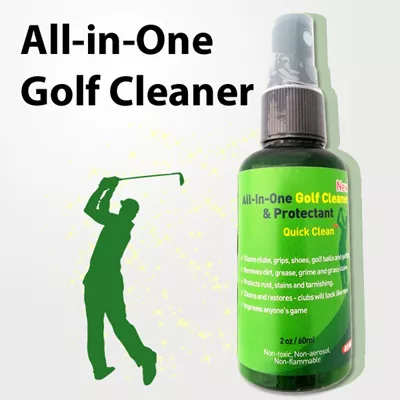 Golf Ball & Golf Club Cleaner 60ml
