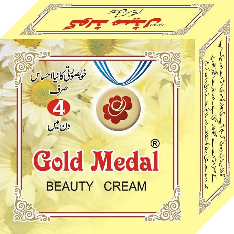 GOLD MEDAL CREME OF NATURE